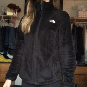 The North Face Jackets & Coats - Women's Fuzzy The North Face Full Zip